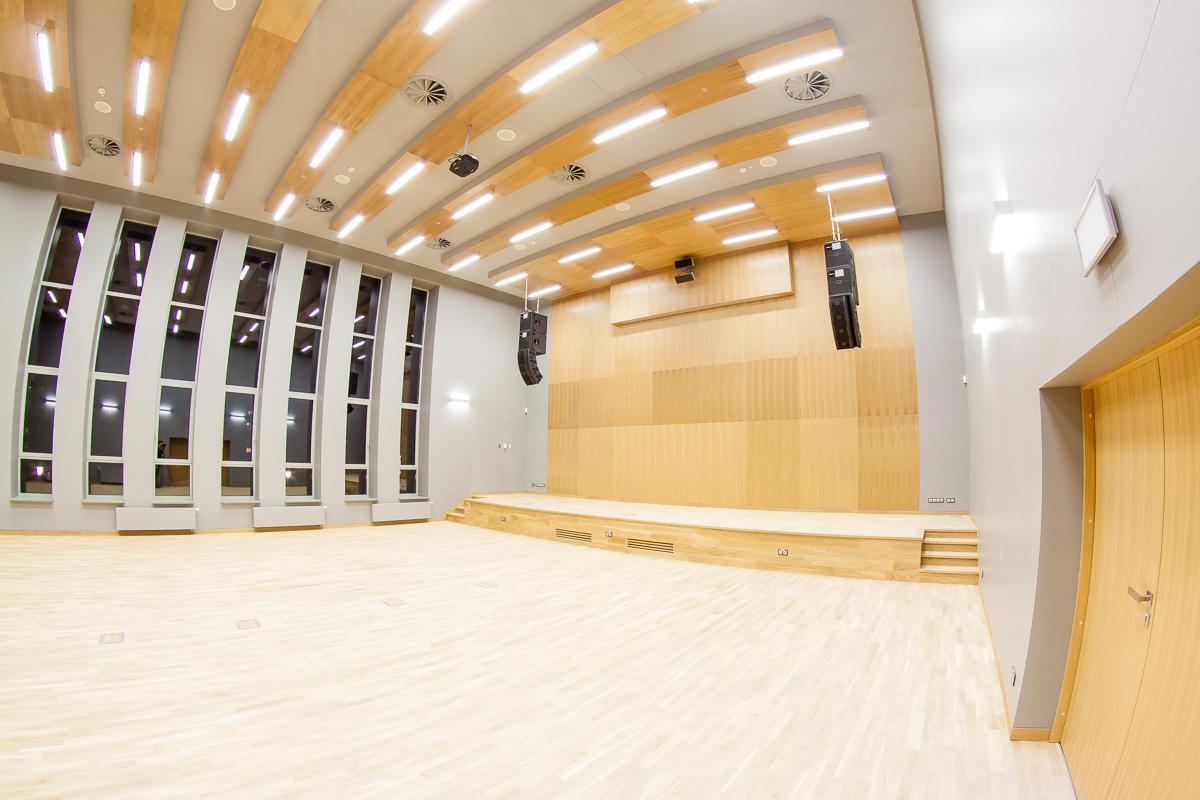 Centrum Wystawienniczo – Konferencyjne w Białymstoku
